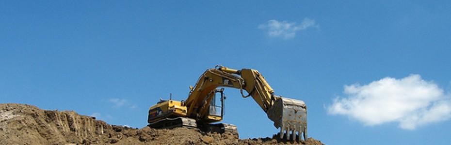 Valley Builders LLC Excavator