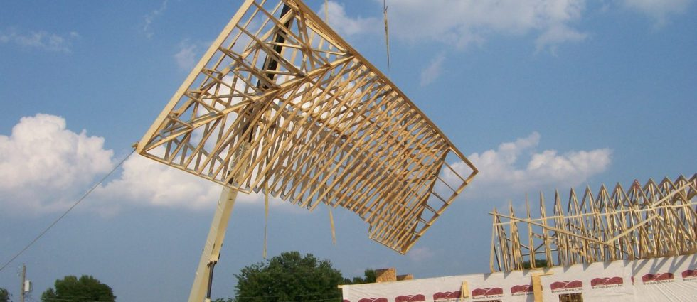 Custom Frame/Carpentry Job in Shenandoah Valley by Valley Builders LLC.