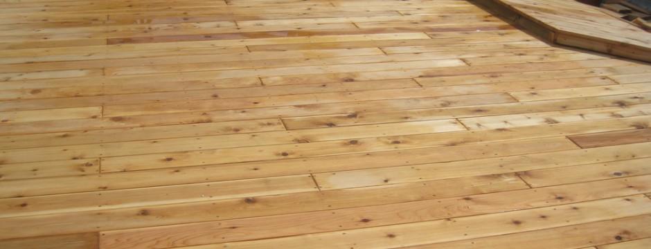 Deck by Valley Builders LLC