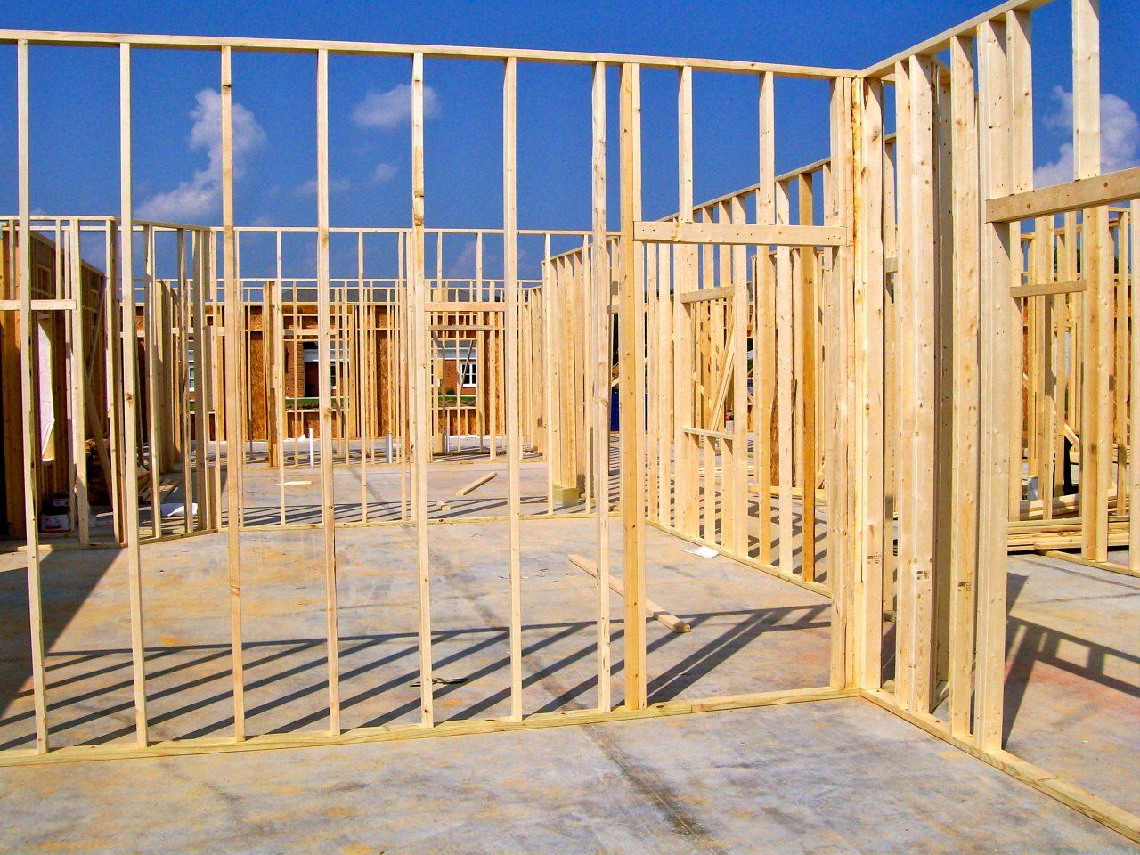 Valley builders llc custom home builder woodstock va for House framing 101