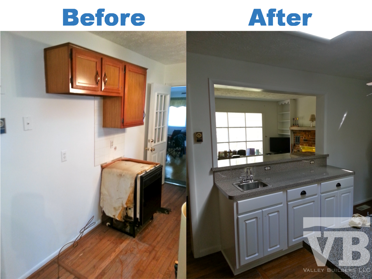 Mobile home remodeling before and after joy studio for Home kitchen remodeling