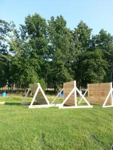 GoRuck Obstacle built by Valley Builders in Harrisonburg VA