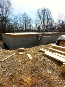 Custom Home in Winchester Virginia built by Valley Builders LLC