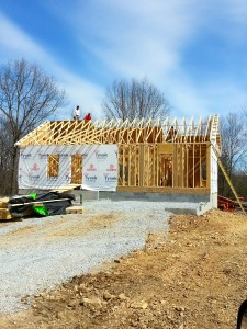 Custom Home in Winchester Virginia built by Valley Builders LLC