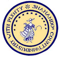 Shenandoah County Virginia Logo