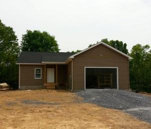Custom Home Adams Rd Winchester Virginia