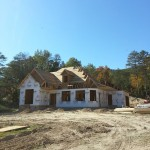 Custom built home located in Fort Valley VA built by Valley Builders LLC