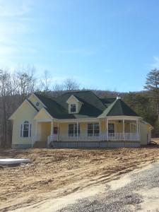 Custom Built Residential Home in Shenandoah Valley