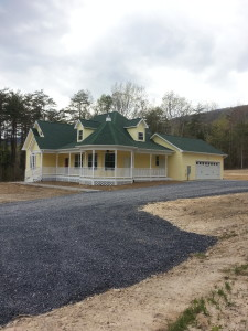 Custom Built Residential Home in Shenandoah Valley