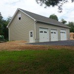 Valley Builders Custom Garage Winchester Virginia