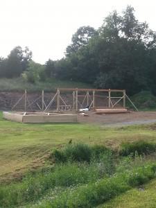 Valley Builders Custom Pavilion