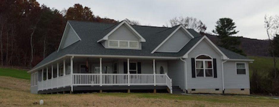 Custom home 1880 sq ft.