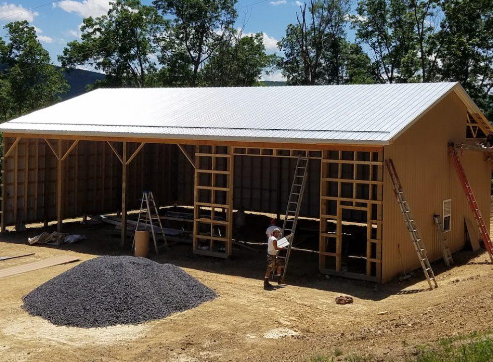 Lively Builders Llc Barn Construction Contractors Termurah